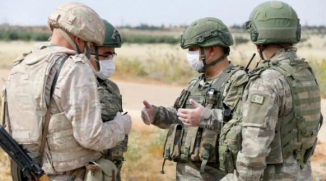 عملیات زمینی ارتش ترکیه در اقلیم کردستان عراق