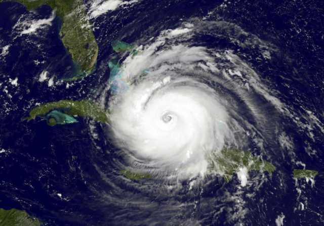 ایالت مینه سوتای آمریکا میزبان طوفانی سهمگین بود