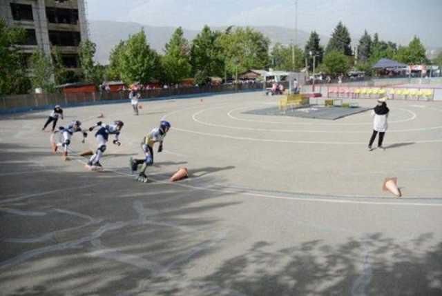 حضور ۴ کرمانی در کمپ تمرینی ـ آموزشی اسکیت کشور