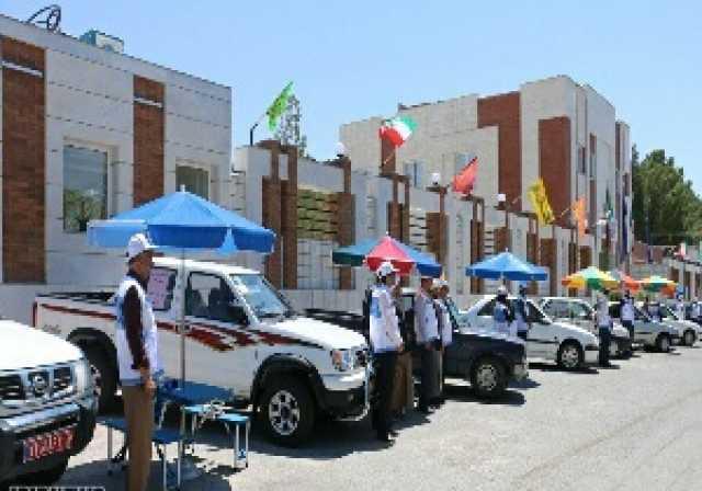 نظارت بر لاشه ۶۱۷ رأس دام در عید قربان