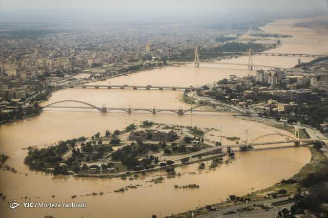 مجمع الجزایر، مهمان بد قدم سیل در خوزستان