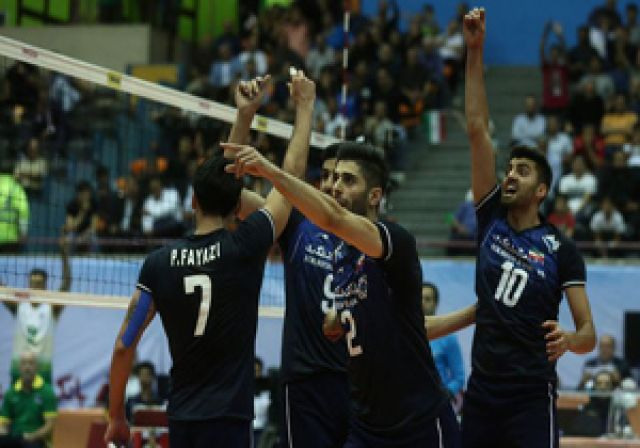 خلاصه والیبال قهرمانی آسیا ایران و چین در ۲۶ شهریور ۹۸ + فیلم