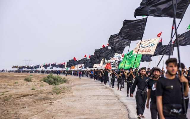 پلارک: موکب داران عراقی با تمام وجود به میدان آمدهاند
