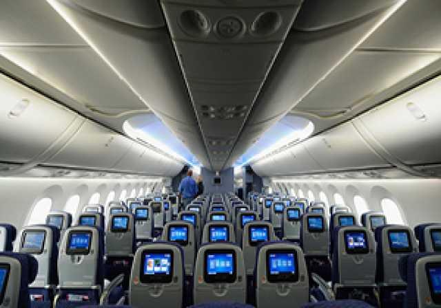 پنجرهای متفاوت در هواپیما که منظره مورد دلخواه شما را به نمایش در میآورد + فیلم