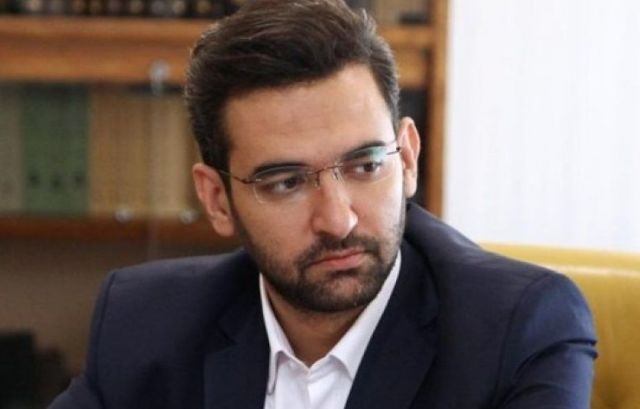 آذری جهرمی از وضعیت سبز ۲۰۲۴ سایت ارتباطی آذربایجان شرقی خبر داد