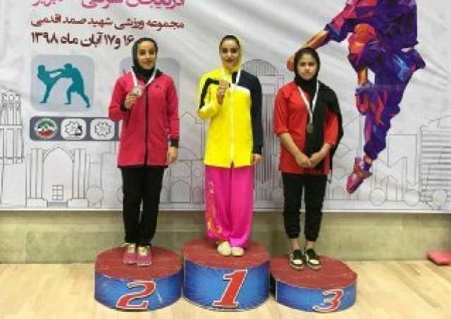 قهرمانی ووشو کاران اصفهانی در مسابقات قهرمانی کشور