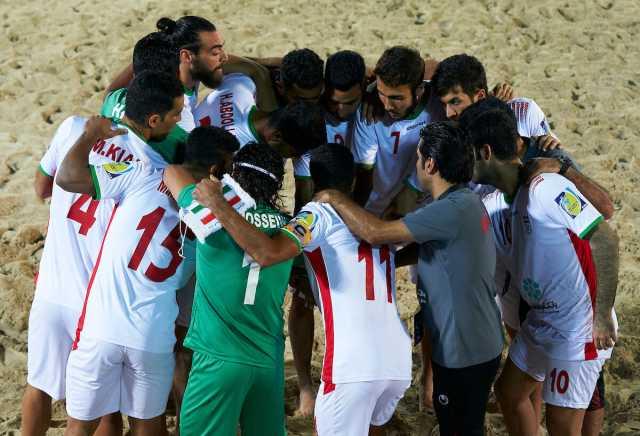 خلاصه بازی تیمهای ملی فوتبال ساحلی ایران و امارات در ۱۷ آبان ۹۸ + فیلم