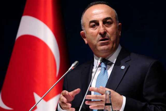 چاووشاوغلو: ترکیه توطئه بزرگی را در سوریه خنثی کرد