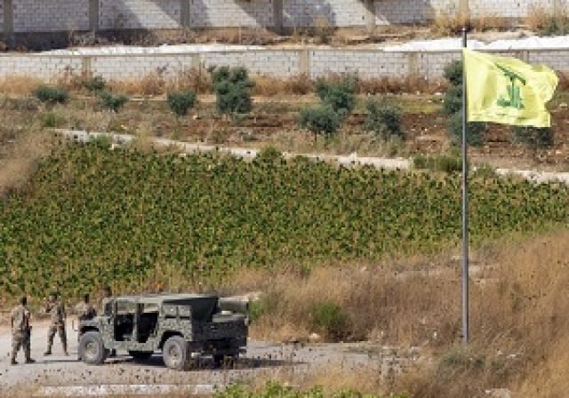 سرنگونی پهپاد رژیم صهیونیستی در جنوب لبنان