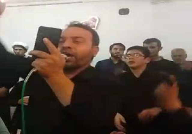 مراسم سوگواری امام رضا(ع) در «خانآباد» + فیلم