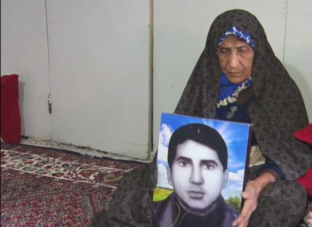 دیدار مسئولان میلاجرد با خانواده شهید دانشجو