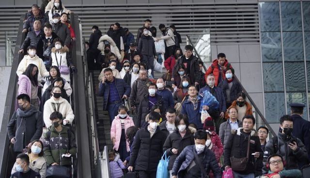 تشدید تدابیر بهداشتی در چین برای مقابله با ویروس کرونا
