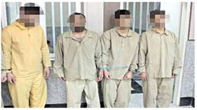 حبس و زندان مجازات سارقان خانه زن ثروتمند