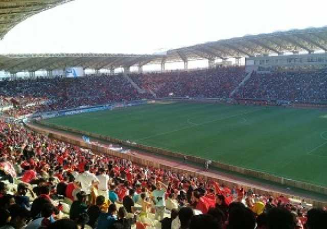 نیروی انتظامی در فینال جام حذفی وظایف خود را به خوبی انجام داد