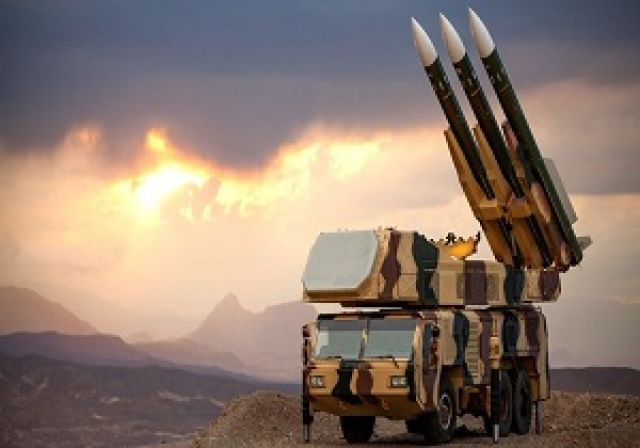 اولین فیلم از هدف قرار گرفتن پهپاد آمریکایی RQ-4 توسط سامانه سوم خرداد