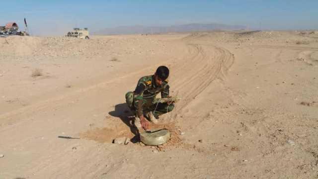 خنثی سازی بیش از ۴۷۰۰ حلقه ماین توسط ارتش افغانستان طی ۶ ماه گذشته