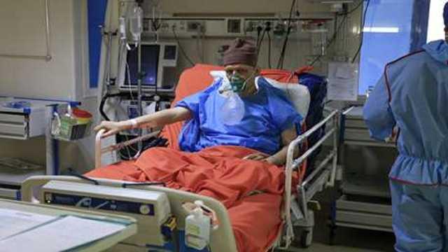 مراجعه بیش از ۵ هزار بیمار کرونایی به بیمارستان نورافشار