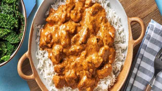طرز تهیه مرغ هندی کرهای بسیار خوشمزه با ادویه ماسالا