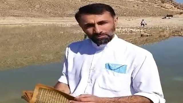 جمع آوری قرآنهای سپرده به آب در فیروزآباد