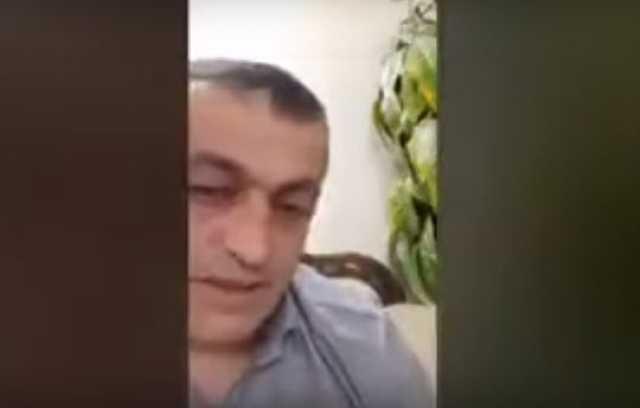 لحظه مرگ آقای وکیل حین پخش زنده + فیلم