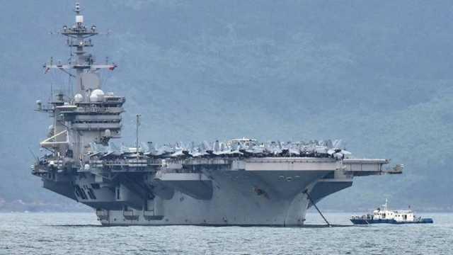 آمریکا اعزام کشتی جنگی به دریای سیاه را بررسی میکند