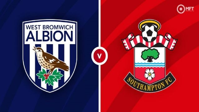لیگ برتر انگلیس/ پیروزی ۳ گله وستبرومویچ مقابل ساوتهمپتون