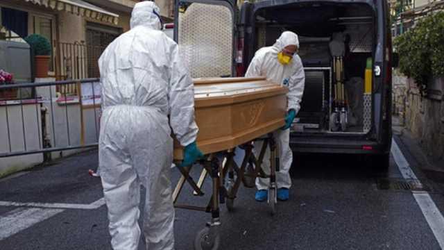 بیش از یک میلیون قربانی کرونایی در اروپا