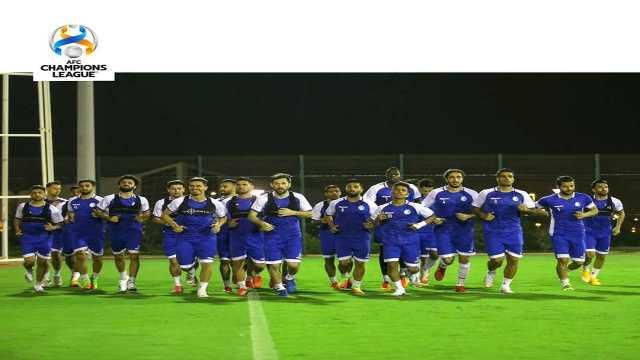 تمرین استقلال/ آغاز تمرینات آبی پوشان برای مسابقات آسیایی