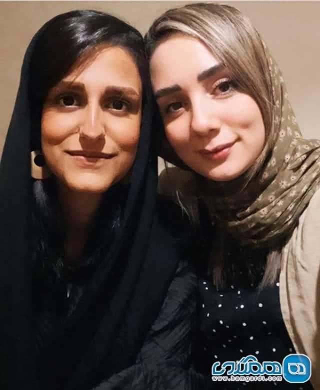 عکس جدید دختر مهران مدیری