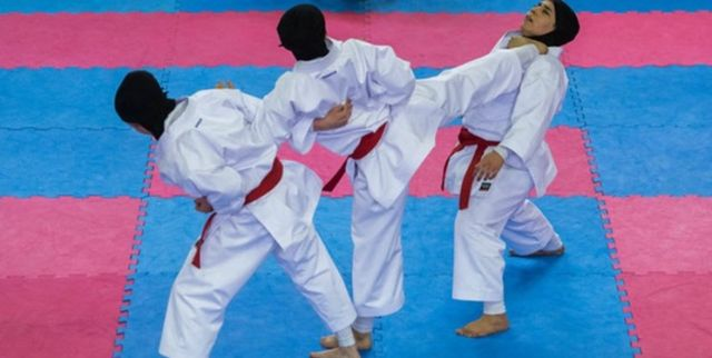 لیگ کاراته وان| افسانه برای کسب مدال برنز به روی تاتامی می رود