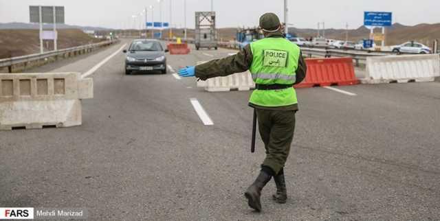فارس من  هر گونه تغییر مکان پلیس راه بردسکن - سبزوار باید توسط پلیس راه خراسان رضوی انجام شود