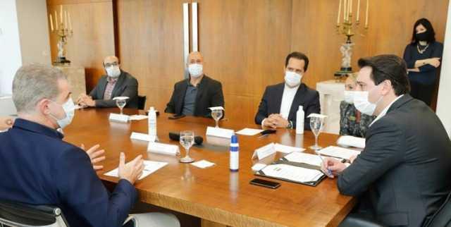 رئیس ایالت پارانا برزیل بر گسترش همکاری با ایران در زمینههای مختلف تأکید کرد