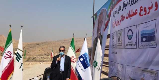 آغاز عملیات سد دالکی در شروع تحریمها بود/ انتظار افتتاح زودهنگام را نداشتیم