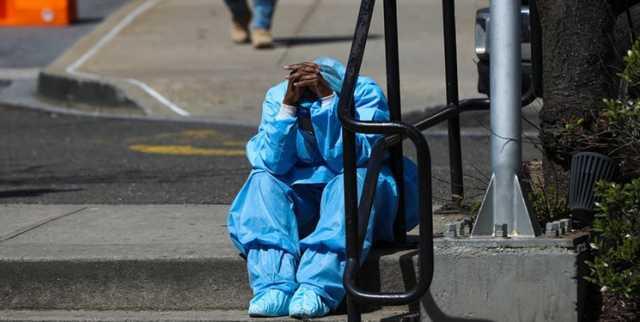ثبت بیش از 55 هزار ابتلای روزانه در آمریکا/ نگرانی از شروع موج مرگبار دوم