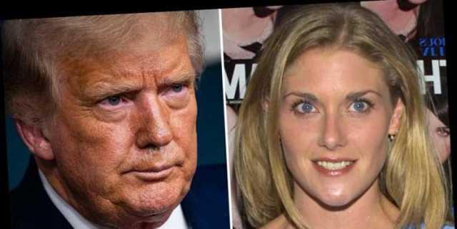 یک مدل سابق آمریکایی ترامپ را به تعرض جنسی متهم کرد