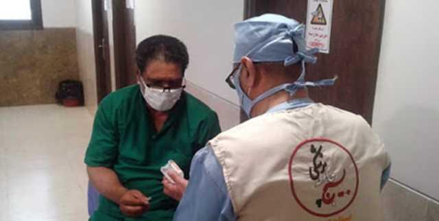 فعالیت 25 تیم غربالگری در بسیج جامعه پزشکی زنجان