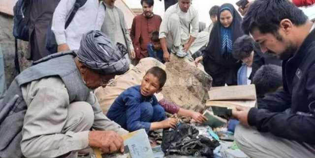 محکوم کردن حادثه تروریستی افغانستان توسط بسیجیان شهرکردی