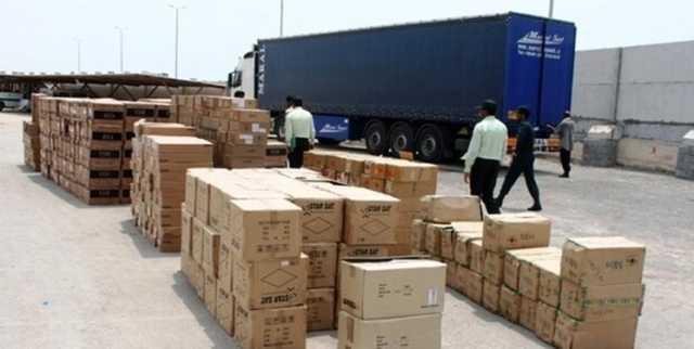 کشف ۳ محموله کالای قاچاق به ارزش یک و نیم میلیارد در پلدختر