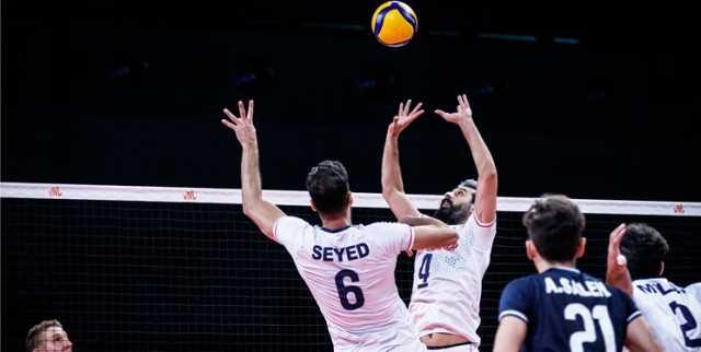 لیگ ملتهای والیبال  ترکیب ایران مقابل اسلوونی مشخص شد/ غفور بازهم غایب است