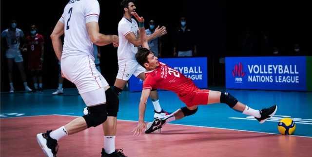 لیگ ملتهای والیبال  نتایج کامل روز دوازدهم/ رتبه ایران دو رقمی شد + جدول