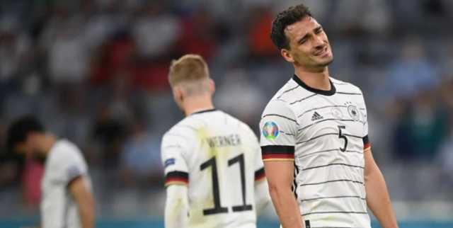 یورو 2020  خاطره هوملس از شادمانی پسرش پس از گل به خودی