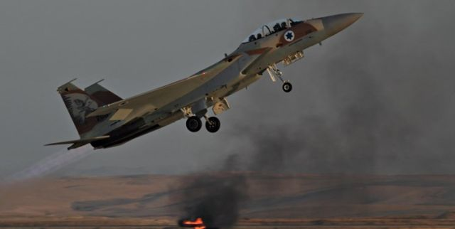استفاده رژیم صهیونیستی از پوشش هواپیماهای مسافربری برای حمله به تدمر