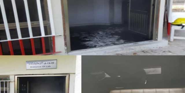 جزئیات آتش سوزی در بیمارستان مراغه