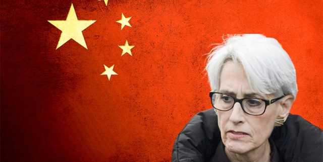 دوئل دیپلماتیک آمریکا و چین در تیانجین
