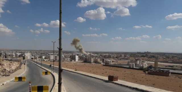 انفجار در مناطق اشغالی تروریستها در شمال سوریه؛ 9 نفر زخمی شدند
