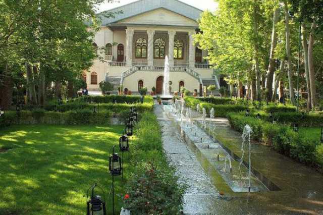 تماشای نمایش تعزیه در موزه سینمای ایران