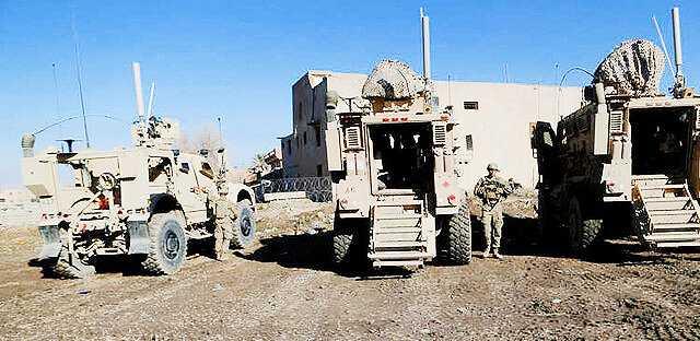 زمان رفتن نظامیان آمریکایی از عراق مشخص شد
