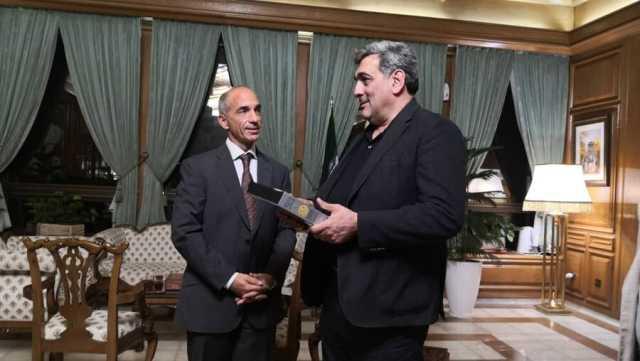 دیدار حناچی با نماینده توسعه سازمان ملل در ایران   نظر پروویداس درباره تهران