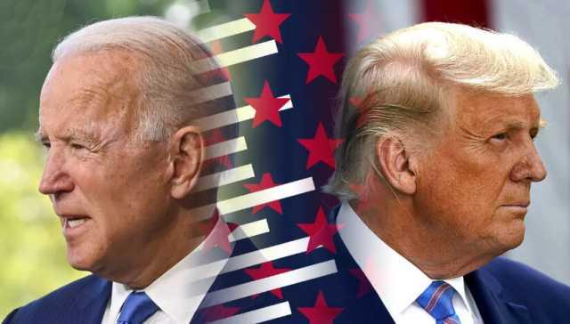 جدیدترین آرای مردمی بایدن و ترامپ اعلام شد   ترامپ: معتقدم پیروز میشویم