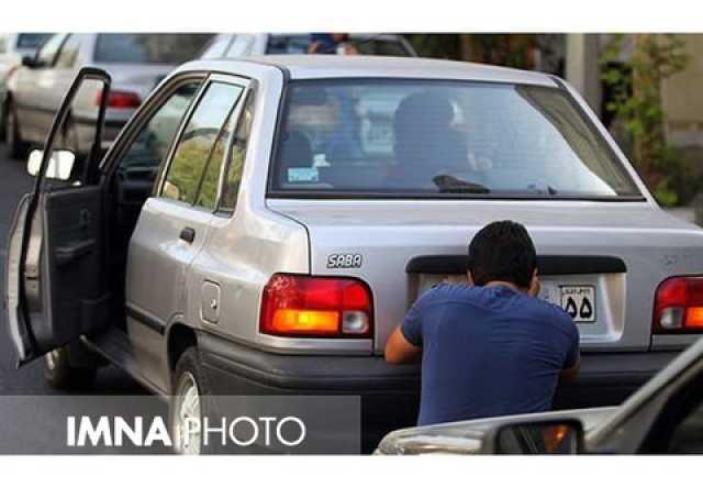 هرگونه پوشش پلاک خودرو جرم و مشمول جریمه است